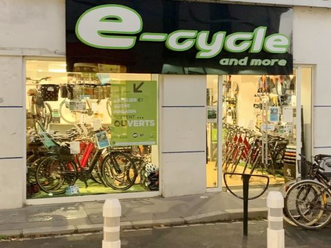 E-Cycle Nantes